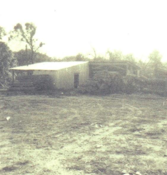 Historical Cardwell Sawmill